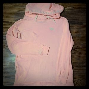 PINK by Victoria's Secret peach colored hoodie 🍑